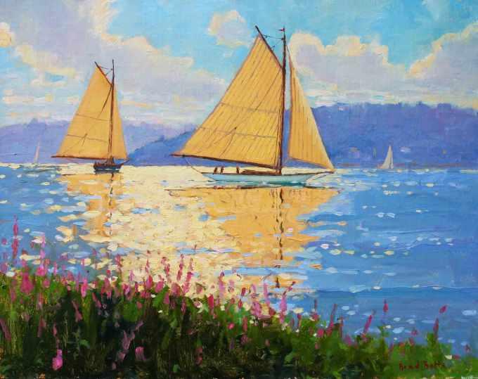 Midsummer Sail